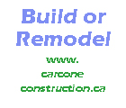 Construction Ontario Carcone Mississauga Ancaster Hamilton