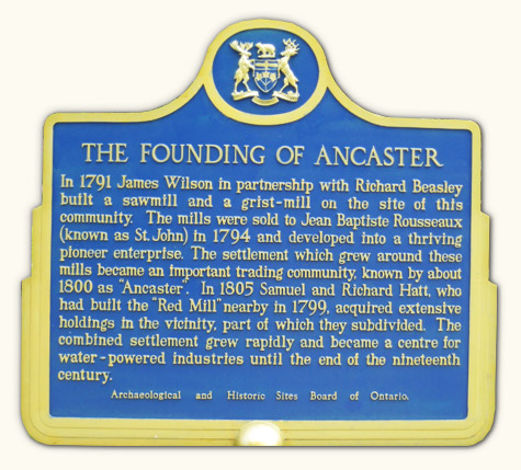 AncasterFounding