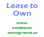Lease to Own Homes Ontario Canada